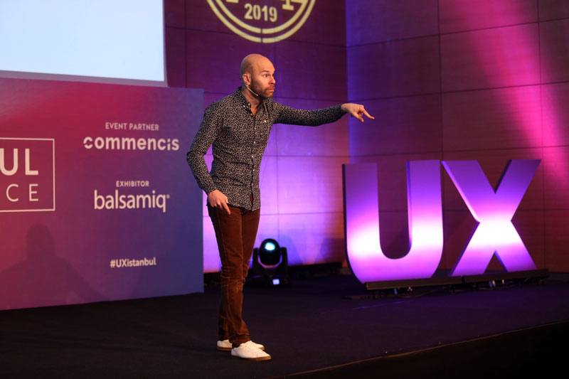 6th International UXistanbul Conference   User Experience